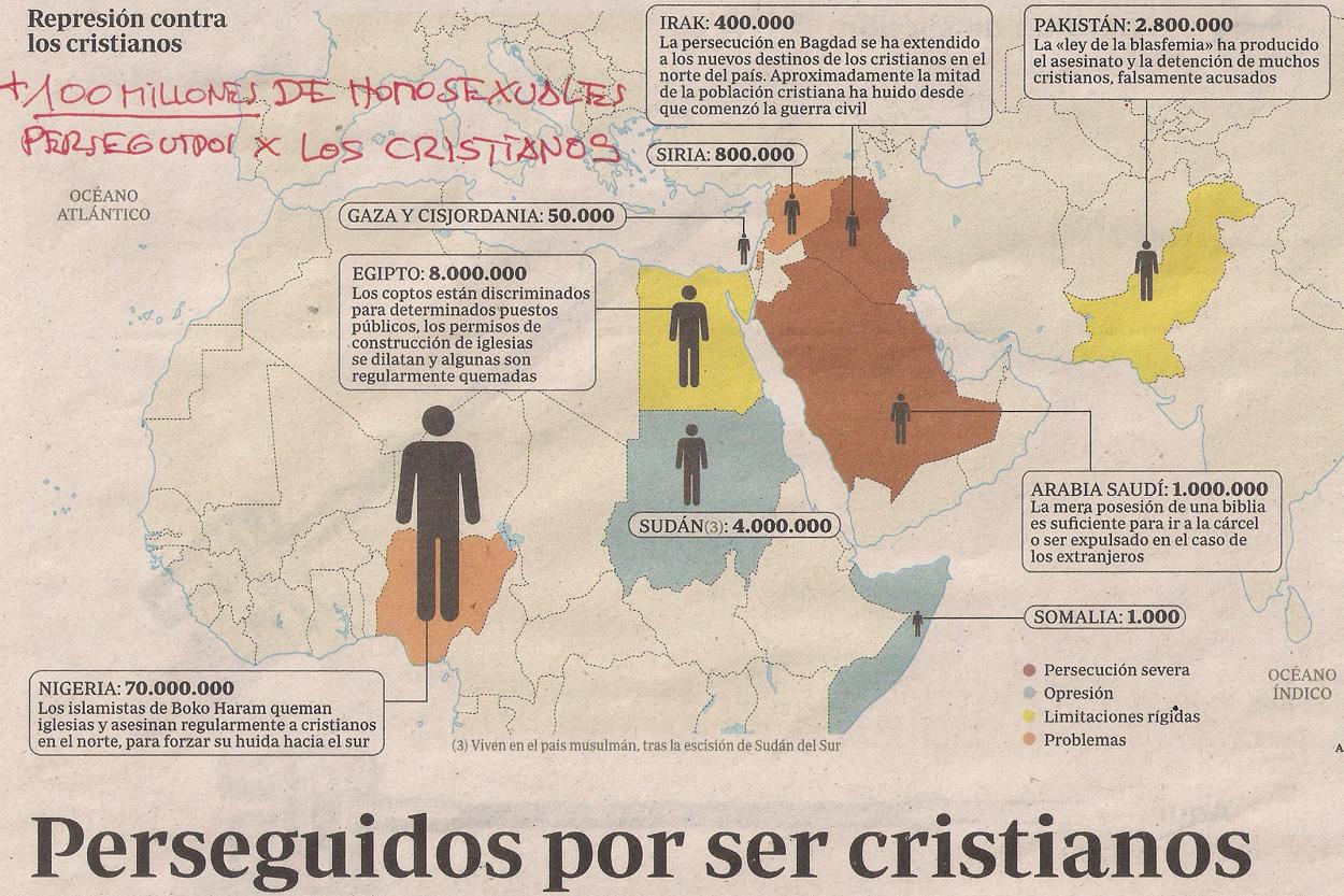 Persecucion de Los Cristianos Abc la Persecuci n de Los