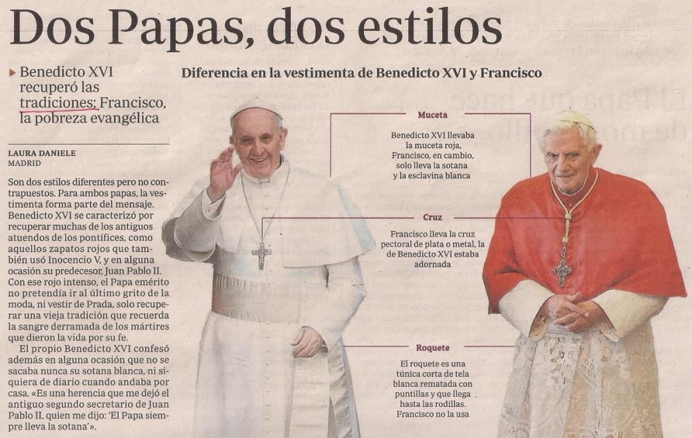 2013-03-16- abc- Dos papas dos estilos