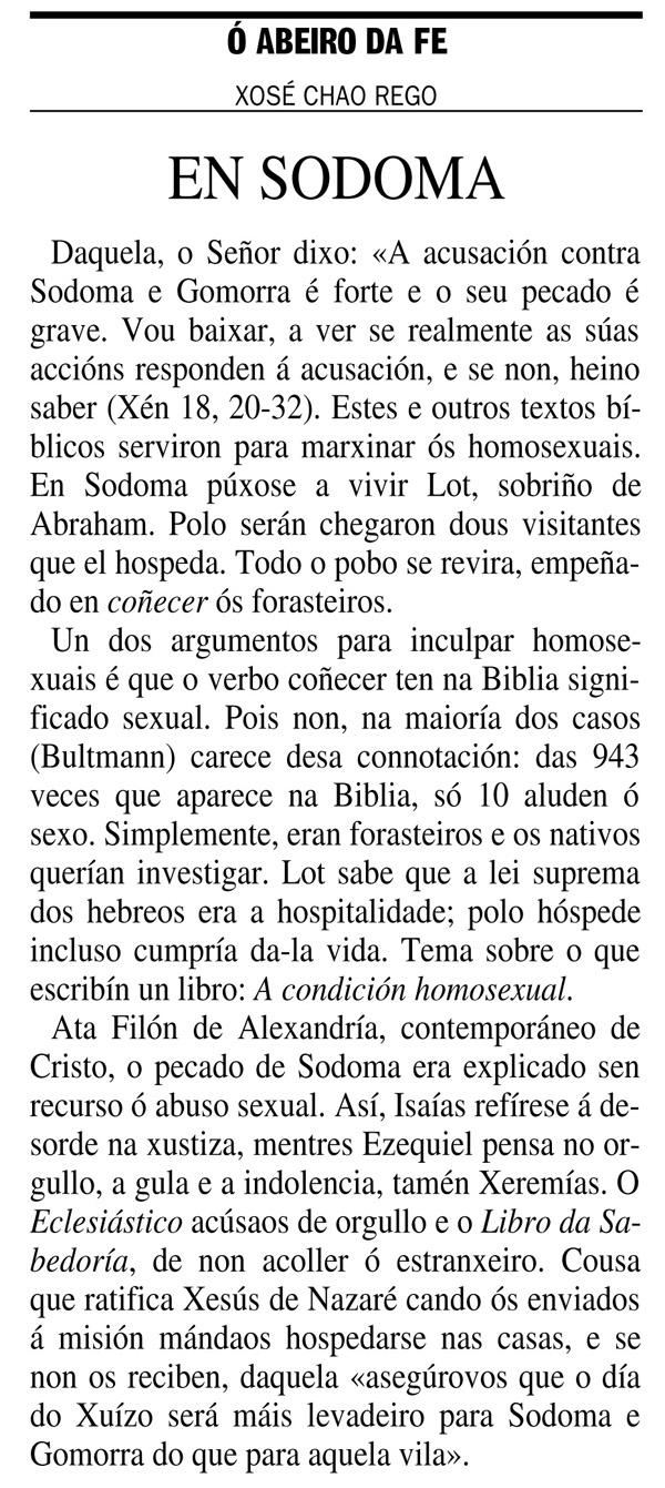 Fecha: 2001/07/28. La Voz de Galicia. GENERAL. Página: 09. PDF: