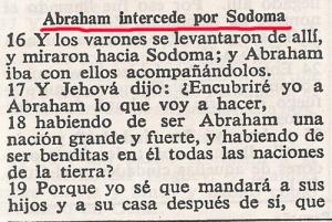 biblia - génesis - Sodoma y Gomorra 0