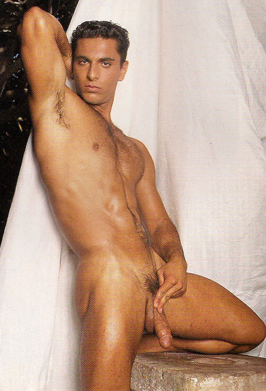 Hombres Desnudos Gianfranco