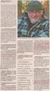 2013-07-31- La Voz de Galicia- franciso lópez barrios- 2