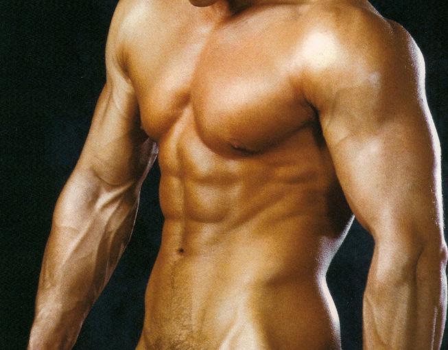 Torson masculino 4