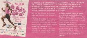 2013-09-14- La Voz de Galicia- carrera de la mujer 2