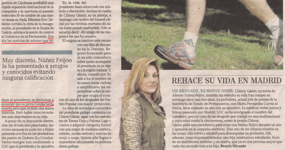 2013-11-02-....- Eva Cárdenas y alberto núñez feijoo 2