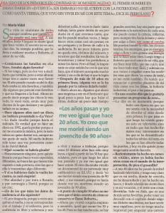 2013-11-03- La Voz de Galicia- Jesús Vázquez 4