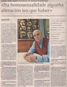 2013-11-28- La Voz de Galicia- domingo neira garcía 1