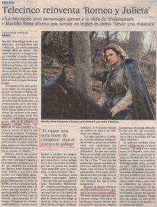2014-01-21- El País- Martiño Rivas - Romeo y Julieta 1