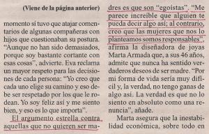 2014-01-26- La Opinión- Natalidad en Galicia 3