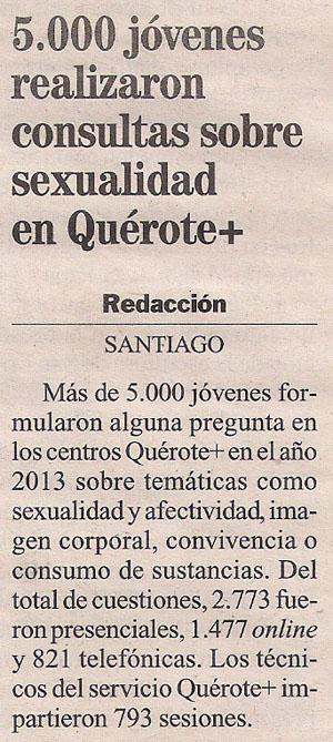 2014-02-23- La Opinión- Centros Quérote+ Preguntas