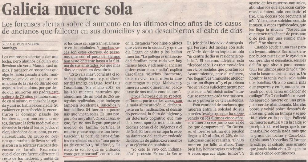2014-05-04- El País- Galicia muere sola 1
