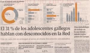2014-09-04- La Voz de G- Diagnóstico adolescentes gallegos 1