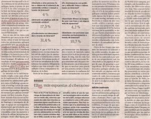 2014-09-04- La Voz de G- Diagnóstico adolescentes gallegos 2