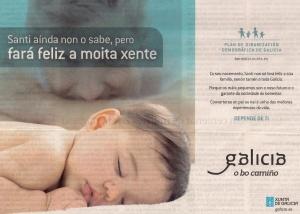 2014-11-06- La Voz de G- Xunta de Galicia Campaña