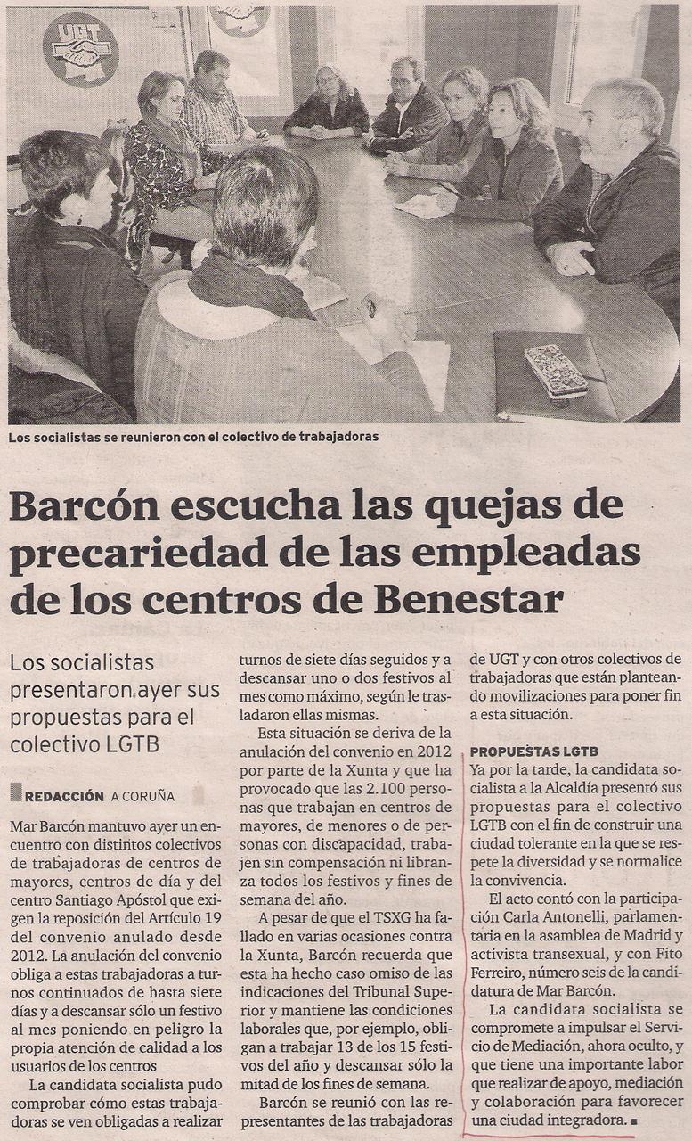 2015-04-17- El Ideal G- Propuestas LGTBI del PSOE
