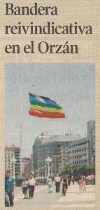 2005-06-05- La Voz de G- Maribolheras Precarias Matrimonio Gay