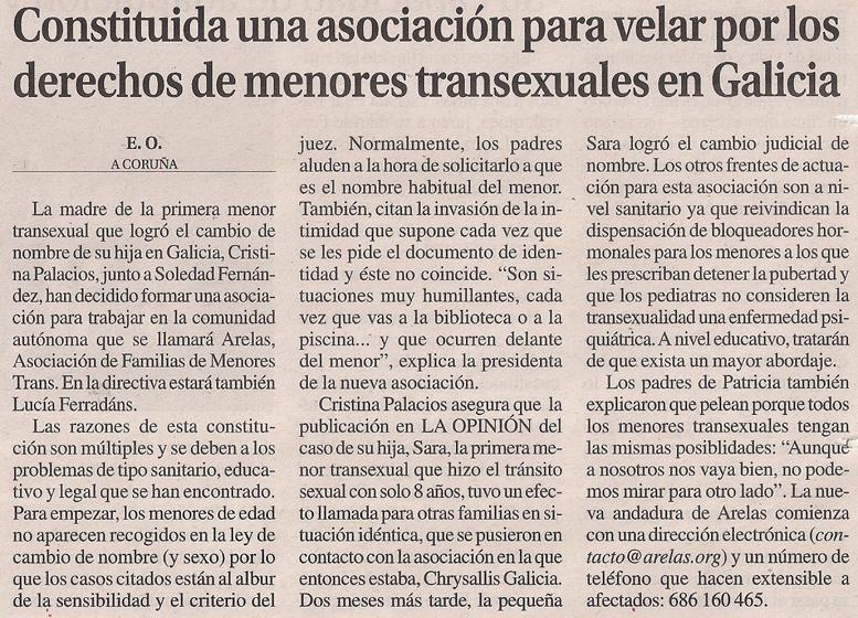 2015-07-12- La Opinión- Transexualidad en Galicia 9