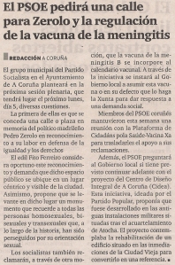 2015-10-03- El Ideal G- Calle Pedro Zerolo Coruña