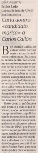 2015-11-27- La Voz de G- Javier Lojo UPyD Pontevedra 1