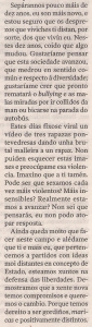 2015-11-27- La Voz de G- Javier Lojo UPyD Pontevedra 2