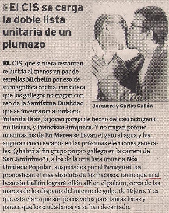 2015-12-04- El Ideal G- Beso de Carlos Callón