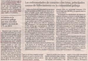 2016-03-31- La Opinión- Estadística suicidios en Galicia 2