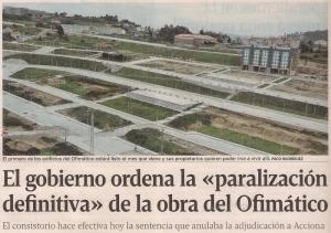 2016-04-08- La Voz de G- Parque Ofimático Coruña