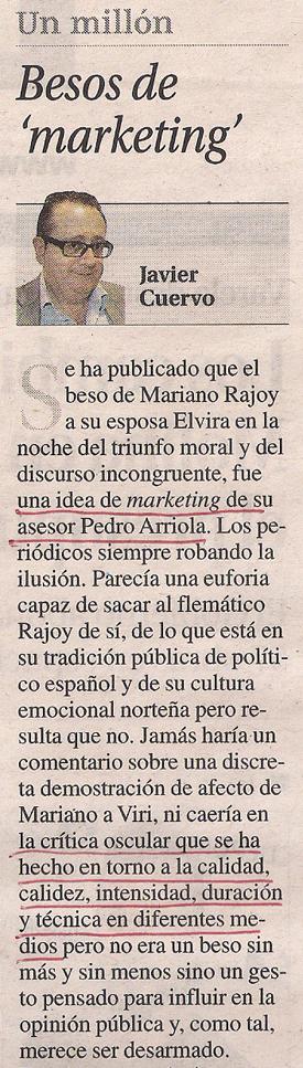 2016-07-1-07- La Opinión- Beso falso de mariano rajoy a viri 1