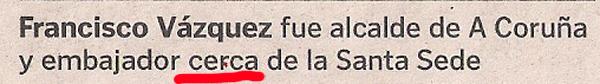 2016-07-17- La Voz de G- Méndez Romeu por francisco vázquez 2